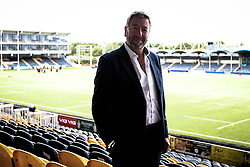 Worcester Warriors Operations Director Peter Kelly - Mandatory by-line: Robbie Stephenson/JMP - 06/08/2019 - RUGBY - Sixways Stadium - Worcester, England - Worcester Warriors Preseason Training 2019