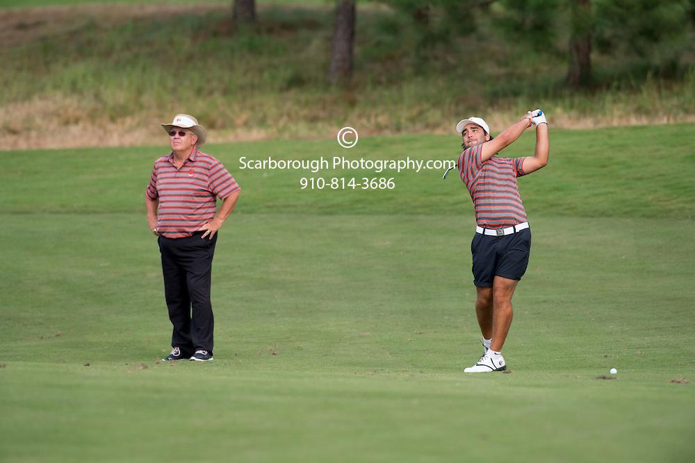 2016 Campbell University Men Golf