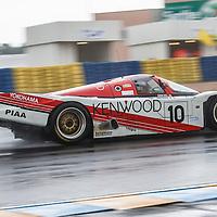 #10 Porsche 962, Derek Bell, Group C,          Le Mans 24H, Legends Race, 2012