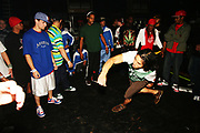 UK B-Boy Championships, Brixton, London 2005.