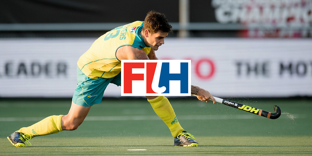 BREDA - Rabobank Hockey Champions Trophy<br /> Netherlands - Australia<br /> Photo: Blake Govers.<br /> COPYRIGHT WORLDSPORTPICS FRANK UIJLENBROEK