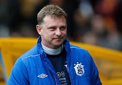 Huddersfield manager Mark Robins- Photo mandatory by-line: Matt Bunn/JMP  - Tel: Mobile:07966 386802 13/04/2013 - Wolverhampton Wanderers v Huddersfield Town - SPORT - FOOTBALL - Championship -  Wolverhampton - Molinuex-