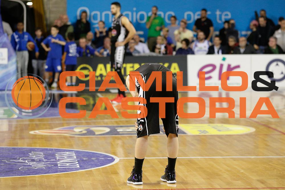 Daniele Cinciarini<br /> Germani Basket Brescia Leonessa - Pasta Reggia Juve Caserta<br /> Lega Basket Serie A 2016/2017<br /> Montichiari, 02/04/2017<br /> Foto Ciamillo-Castoria / M. Brondi