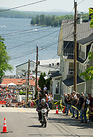 95th Laconia Motorcycle Week.  Tower Hill Climb at Weirs Beach.  Karen Bobotas for the Laconia Daily Sun
