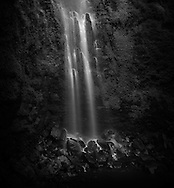 Coban Rondo (The Widow waterfall), Malang, Jawa Timur, Indonesia