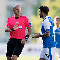 FK Trakai v St Johnstone…06.07.17… Europa League 1st Qualifying Round 2nd Leg, Vilnius, Lithuania.<br />
