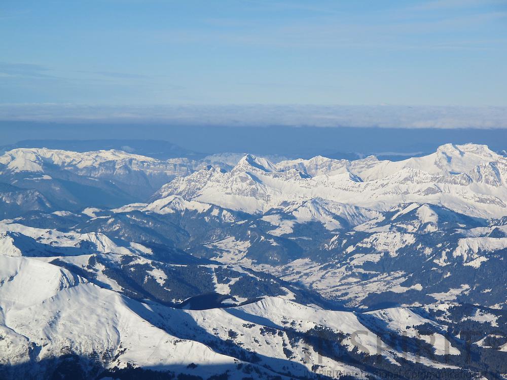 Mont Blanc. Photo: Tuuli Sauren / Inspirit International Communications