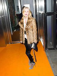 Mary Charteris, SUSHISAMBA - 1st anniversary party, Sushi Samba - The Heron Tower, London UK, 12 November 2013, Photo by Raimondas Kazenas © Licensed to London News Pictures. Photo credit : Raimondas Kazenas/Piqtured/LNP