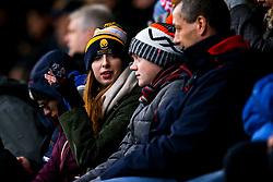Worcester Warriors fans - Mandatory by-line: Robbie Stephenson/JMP - 15/02/2020 - RUGBY - Sixways Stadium - Worcester, England - Worcester Warriors v Bath Rugby - Gallagher Premiership Rugby