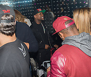 EXCLUSIVE<br /> Floyd Mayweather on his UK tour dancing inside Playground nightclub in Liverpool.<br /> ©Peter Powell/Exclusivepix Media