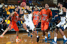 2014-15 A&T Men's Basketball vs Morgan State