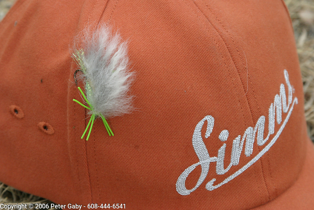 Simms Fishing Gear, a proud sponsor of the 2nd Annual Cuttie Thon fly fishing marathon held Sept 22-23, 2006 on the Yellowstone River near Livingston, MT.<br />
