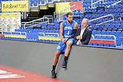 DESCRIZIONE: Berlino EuroBasket 2015 - Allenamento<br /> GIOCATORE:Danilo Gallinari Gianni Petrucci<br /> CATEGORIA: Allenamento<br /> SQUADRA: Italia Italy<br /> EVENTO:  EuroBasket 2015 <br /> GARA: Berlino EuroBasket 2015 - Allenamento<br /> DATA: 04-09-2015<br /> SPORT: Pallacanestro<br /> AUTORE: Agenzia Ciamillo-Castoria/M.Longo<br /> GALLERIA: FIP Nazionali 2015<br /> FOTONOTIZIA: Berlino EuroBasket 2015 - Allenamento