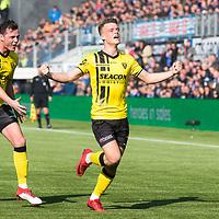 20180304 PEC Zwolle - VVV Venlo 1-1
