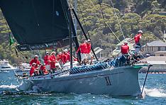 Hobart Yacht Race - 26 December 2018