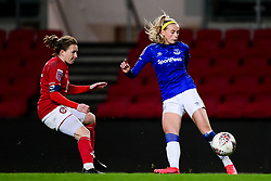 Frankie Brown of Bristol City - Mandatory by-line: Ryan Hiscott/JMP - 17/02/2020 - FOOTBALL - Ashton Gate Stadium - Bristol, England - Bristol City Women v Everton Women - Women's FA Cup fifth round