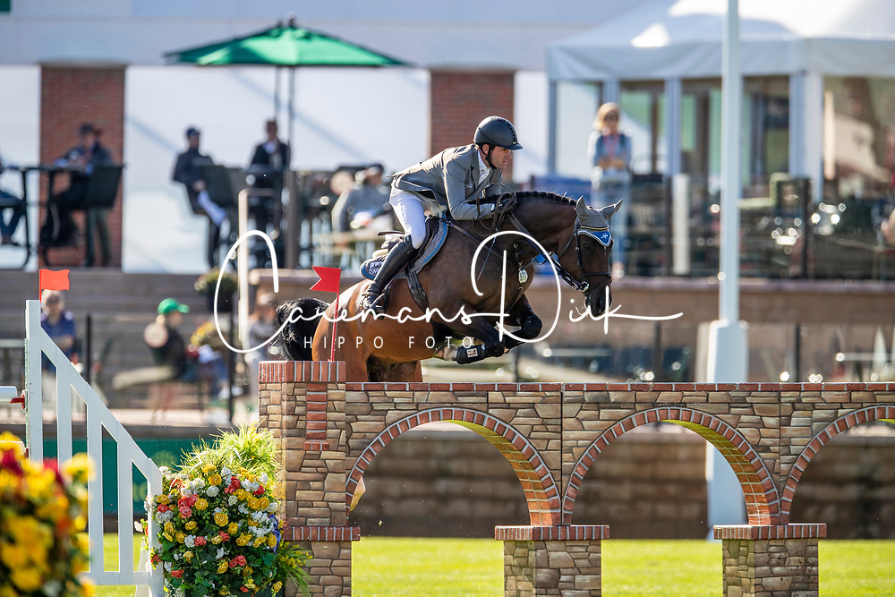 Weishaupt Philipp, GER, Coby 8<br /> Spruce Meadows Masters - Calgary 2019<br /> © Dirk Caremans<br />  04/09/2019