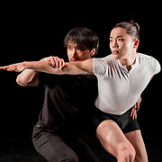 A Festival of Korean Dance - Glory presscall at The Place on 16 May 2018, London, UK