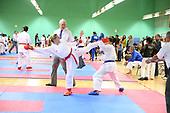 Cat 63 & 64 - 18-20yrs - U21 Female Open Kumite