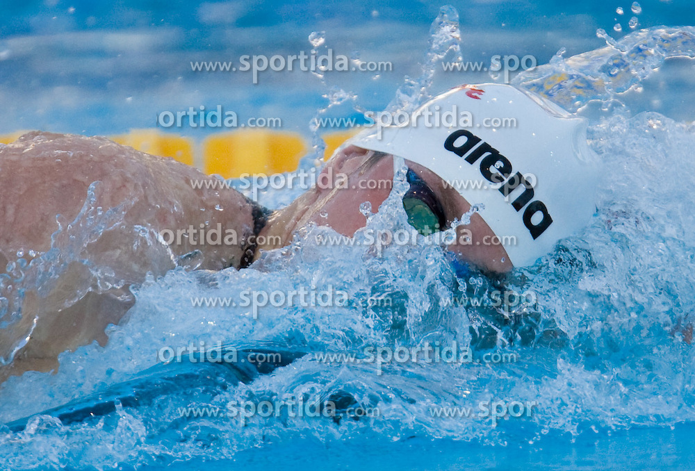 Paul Biedermann of Germany competes in the Men's 200m Freestyle Semi-Final during the 13th FINA World Championships Roma 2009, on July 27, 2009, at the Stadio del Nuoto,  in Foro Italico, Rome, Italy. (Photo by Vid Ponikvar / Sportida)