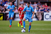 Bolton Wanderers midfielder Will Buckley (11) in action  during the Pre-Season Friendly match between Chorley and Bolton Wanderers at Victory Park, Chorley, United Kingdom on 8 July 2017. Photo by Simon Davies.