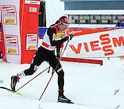 GEPA-02011034037 - OBERHOF,DEUTSCHLAND,02.JAN.10 - SKI NORDISCH, LANGLAUF - FIS Weltcup, Tour de Ski, 10km klassisch, Damen. Bild zeigt Justyna Kowalczyk (POL). Foto: GEPA pictures/ Markus Oberlaender.FOT. GEPA / WROFOTO.*** POLAND ONLY !!! ***