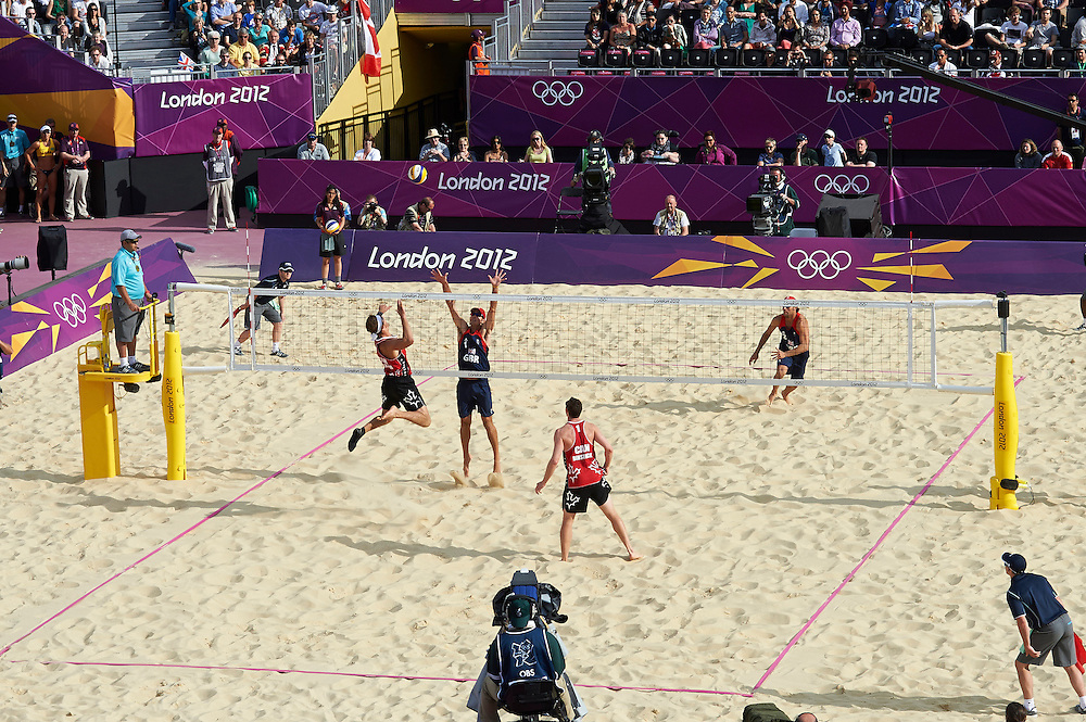 2012 Olympic Volleyball.