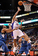 NBA: Minnesota Timberwolves at Phoenix Suns//20120312