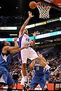 NBA: Minnesota Timberwolves at Phoenix Suns//20120312