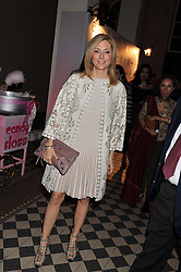 HRH CROWN PRINCESS MARIE CHANTAL OF GREECE at a fashion show featuring designs from Celia Kritharioti Spring/Summer 2012 collection held at One Mayfair, London on 20th March 2012.