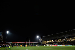 A general view of the Sixways Stadium - Mandatory by-line: Dougie Allward/JMP - 04/11/2016 - RUGBY - Sixways Stadium - Worcester, England - Worcester Warriors v Bristol Rugby - Anglo Welsh Cup