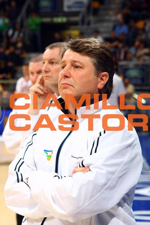 DESCRIZIONE : Bologna Lega A 2008-09 GMAC Fortitudo Bologna Scavolini Spar Pesaro<br /> GIOCATORE : Marcello Reatto<br /> SQUADRA : AIAP<br /> EVENTO : Campionato Lega A 2008-2009<br /> GARA : GMAC Fortitudo Bologna Scavolini Spar Pesaro<br /> DATA : 19/04/2009<br /> CATEGORIA : arbitro referees prima della partita<br /> SPORT : Pallacanestro<br /> AUTORE : Agenzia Ciamillo-Castoria/M.Minarelli