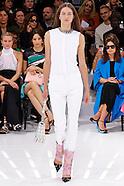 Christian Dior 2015 Spring / Summer