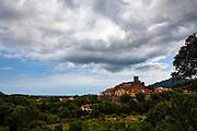 Laroque-des-Albères, Pyrenees Orientales, France
