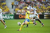 Camille LOPEZ  - 13.06.2015 - Clermont / Stade Francais - Finale Top 14<br />Photo : Nolwenn Le Gouic / Icon Sport