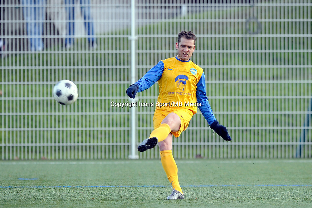 Jerome Rothen - 24.01.2015 - Le Plessis Robinson / Red Star - 17eme journee de DH<br />