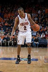 The Virginia Cavaliers Men's Basketball Team defeated the Florida State Seminoles 73-70 at the John Paul Jones Arena in Charlottesville, VA on February 17, 2007.
