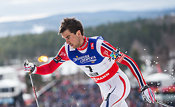 19.02.2015, Lugnet Ski Stadium, Falun, SWE, FIS Weltmeisterschaften Ski Nordisch, Langlauf, Damen, Sprint, im Bild Tomas Northug (NOR) // during the Cross Country Ladies Sprint of the FIS Nordic Ski World Championships 2015 at the Lugnet Ski Stadium, Falun, Sweden on 2015/02/19. EXPA Pictures © 2015, PhotoCredit: EXPA/ JFK