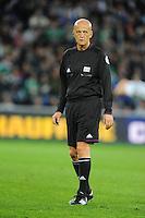 Pierluigi COLLINA - 20.04.2015 - Match contre la Pauvrete - Saint Etienne <br /> Photo : Jean Paul Thomas / Icon Sport *** Local Caption ***