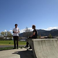 Bingen skatepark files 2018