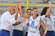 DESCRIZIONE : Cagliari Qualificazioni Europei 2011 Italia Belgio<br /> GIOCATORE : Chiara Consolini<br /> SQUADRA : Nazionale Italia Donne<br /> EVENTO : Qualificazioni Europei 2011<br /> GARA : Italia Belgio<br /> DATA : 20/08/2010 <br /> CATEGORIA : Ritratto<br /> SPORT : Pallacanestro <br /> AUTORE : Agenzia Ciamillo-Castoria/M.Gregolin<br /> Galleria : Fip Nazionali 2010 <br /> Fotonotizia : Cagliari Qualificazioni Europei 2011 Italia Belgio<br /> Predefinita :