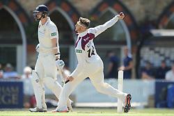 Rob Keogh of Northamptonshire - Photo mandatory by-line: Dougie Allward/JMP - Mobile: 07966 386802 - 09/07/2015 - SPORT - Cricket - Cheltenham - Cheltenham College - LV=County Championship 2
