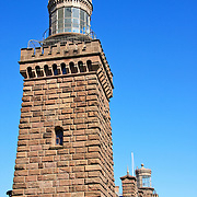 Twin Lights of the Navesink Lighthouse, New Jersey, USA
