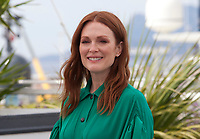 Actress Julianne Moore at the Wonderstruck film photo call at the 70th Cannes Film Festival Thursday 18 May 2017, Cannes, France. Photo credit: Doreen Kennedy