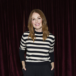 September 9, 2017 - Toronto, Canada - Actress JULIANNE MOORE promotes the movie 'Suburbicon' at Toronto Film Festival. (Credit Image: © Armando Gallo via ZUMA Studio)