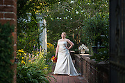 Blair Bridal Portrait | Tryon Palace Photographers