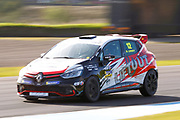 Brett Lidsey(GBR) MRM during Round 14 of the Renault UK Clio Cup at Knockhill Racing Circuit, Dunfermline, Scotland on 15 September 2019.