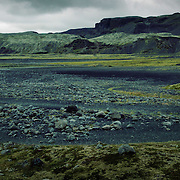 Barren valley, (none), Iceland (August 2006)