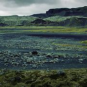 Barren valley, (none), Iceland (August 2006)