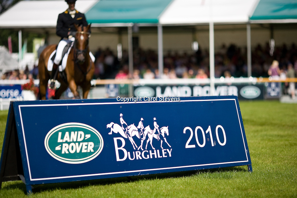 Land Rover Burghley Horse Trials 2010